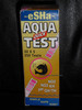 eSHa Quick Test Wassertest Aquarium